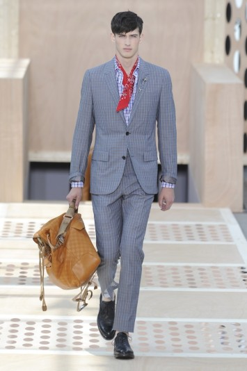 Louis Vuitton Men's RTW Spring 2014