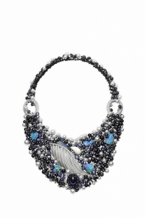 A necklace from Chow Tai Fook
