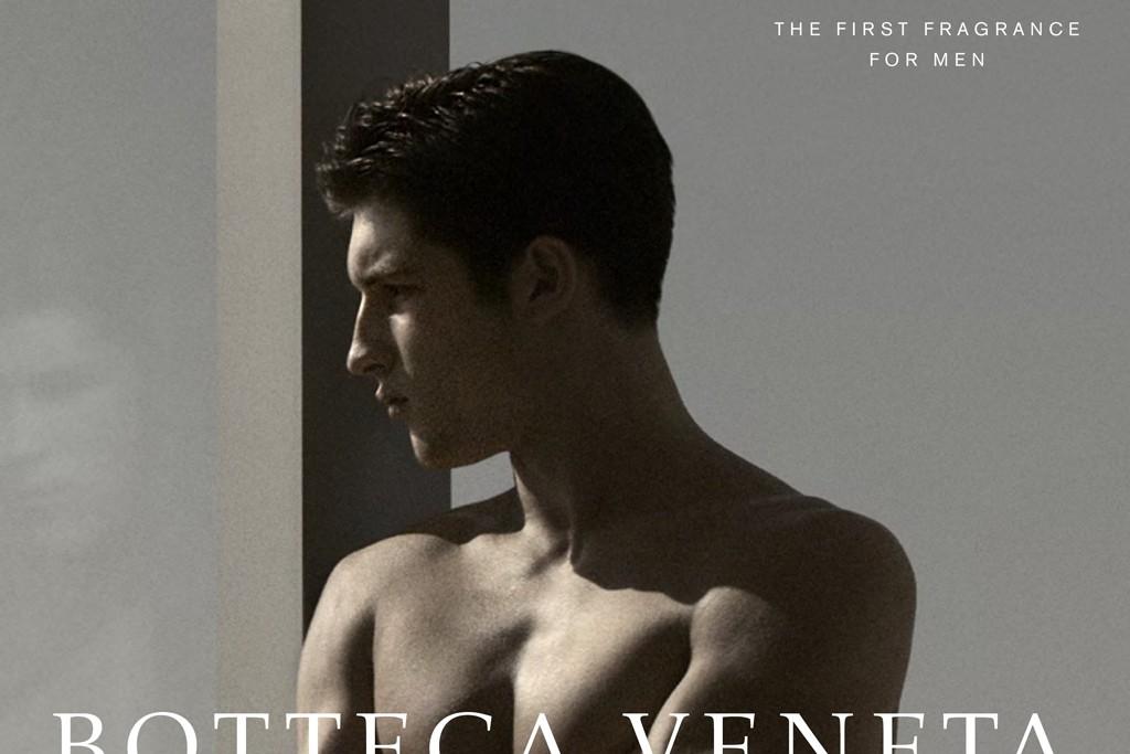Bottega Veneta's Pour Homme ad.
