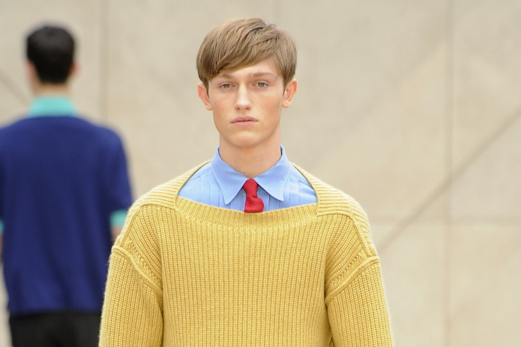Burberry Prorsum Men's RTW Spring 2014