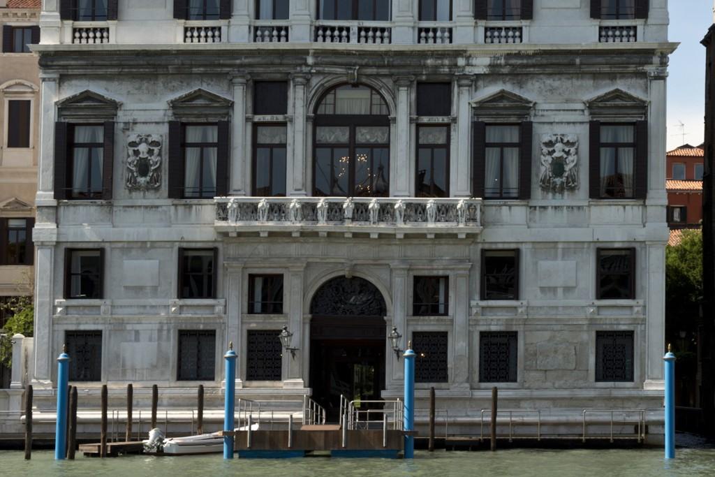 Aman Resorts' 16th century Venetian palazzo.