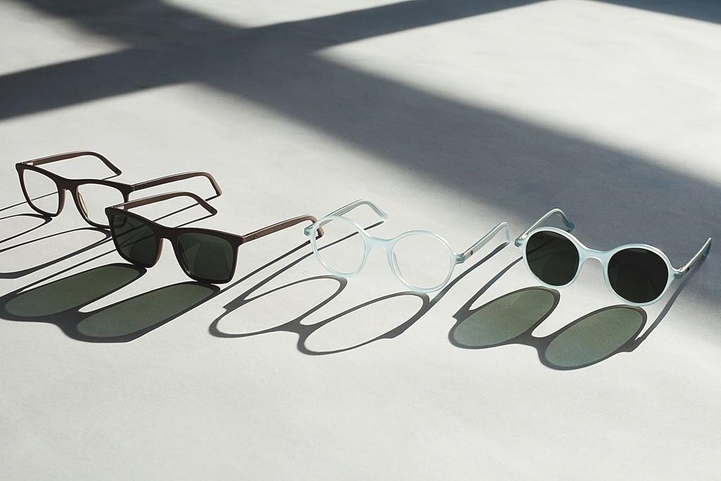 Owl Optics limited-edition frames.