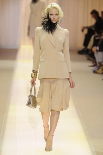 Armani Privé Fall Couture 2013