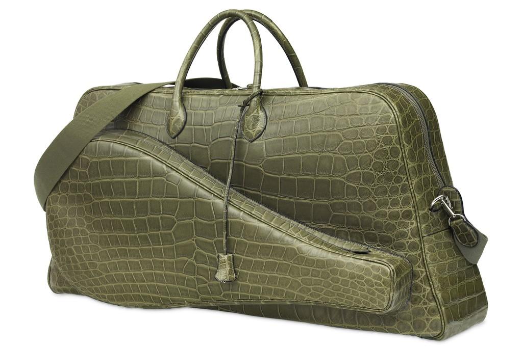 Hermès tennis bag
