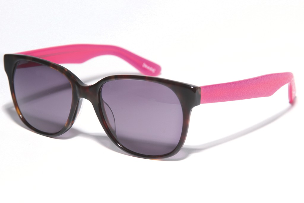 A custom combination from Made Eyewear.