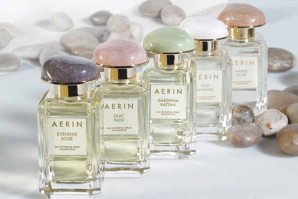 Aerin Lauder's scent collection.