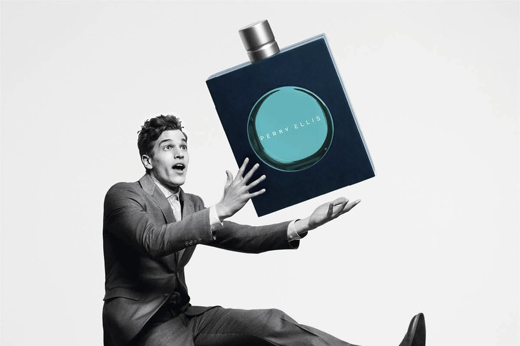 The new Perry Ellis fragrance for men.