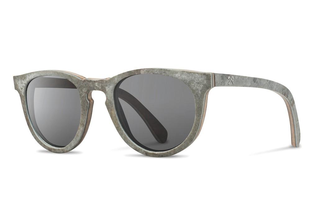 Shwood's slate-framed sunglasses.