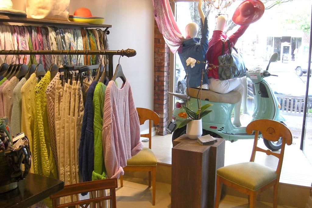 Shari's Place boutique.