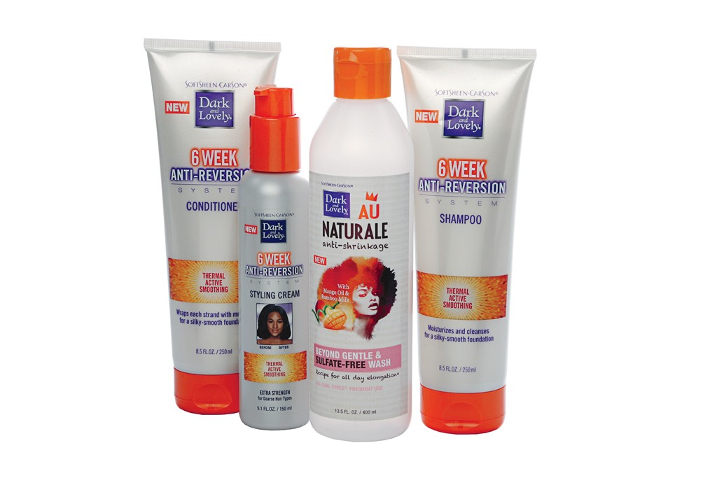 Fall products from SoftSheen.