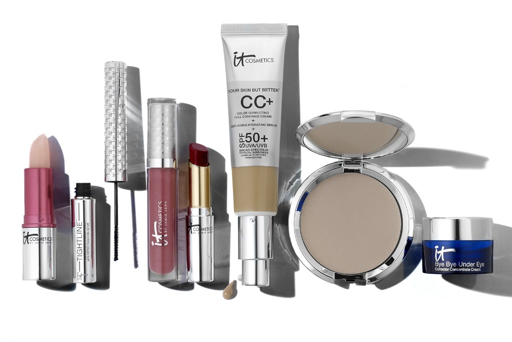 Select items from the It Cosmetics range.