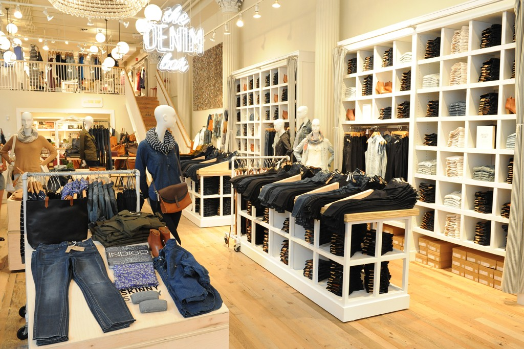 Madewell is expanding its denim offering.
