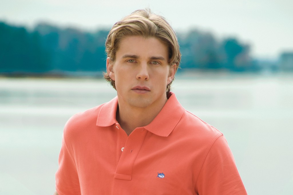 A look from Southern Tide.