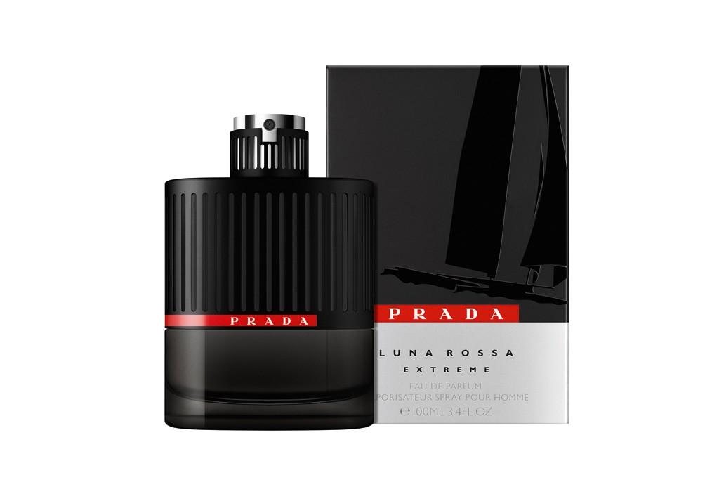 Prada's Luna Rossa Extreme men's scent.