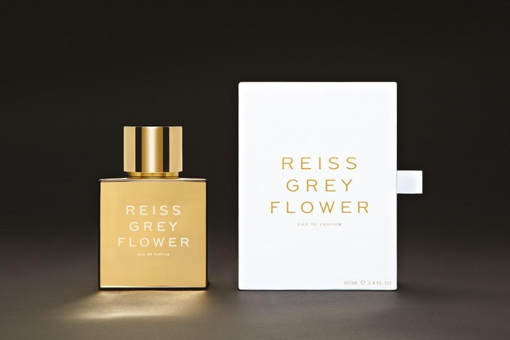 Reiss Grey Flower for women