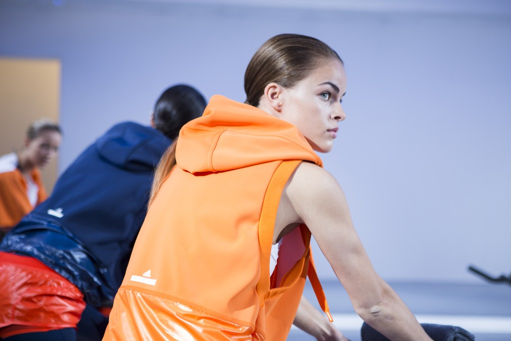 Adidas by Stella McCartney RTW Spring 2014