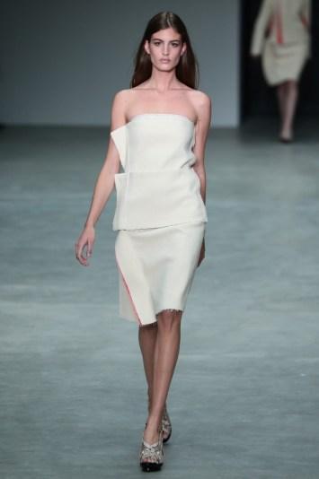 Calvin Klein Collection RTW Spring 2014