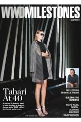 WWD Milestones Elie Tahari