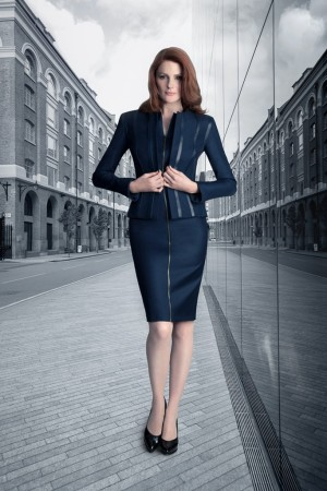 """""""The Good Wife"""" costume designer Dan Lawson is launching 35-DL."""