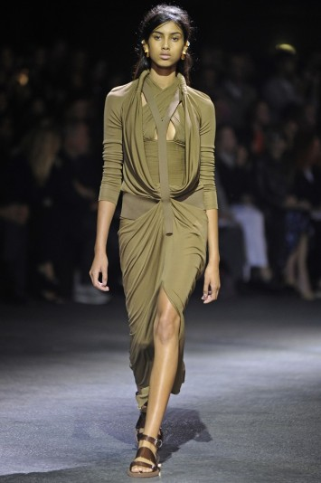 Givenchy RTW Spring 2014