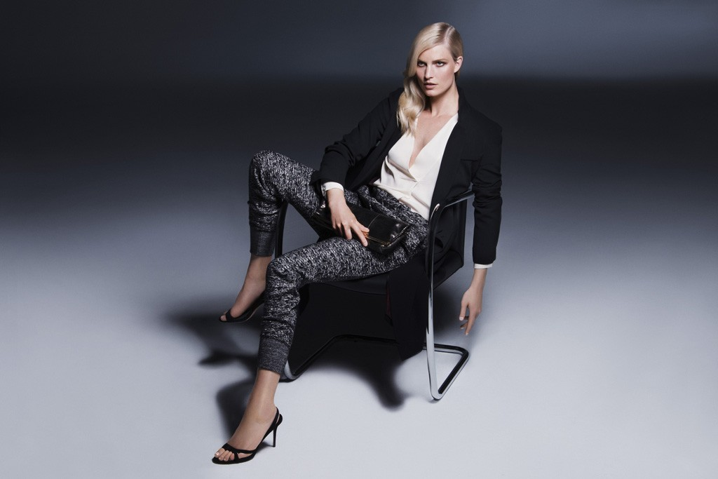 A look from Halston Heritage