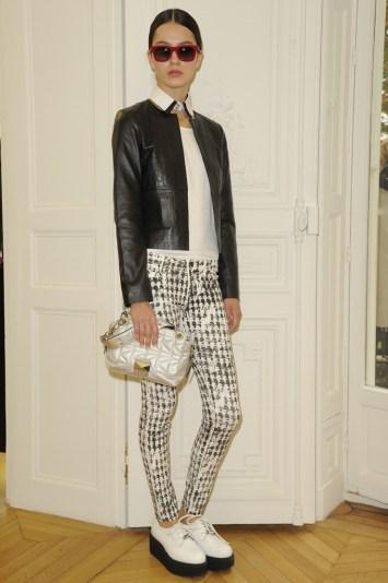Karl Lagerfeld RTW Spring 2014