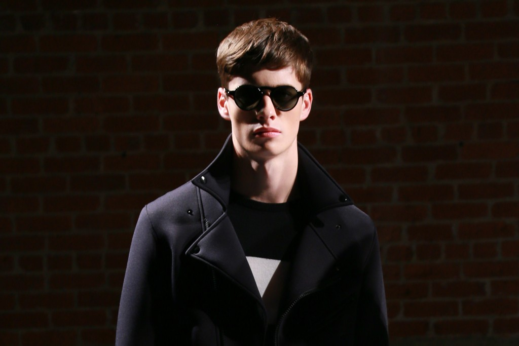 Ovadia & Sons Men's RTW Spring 2014