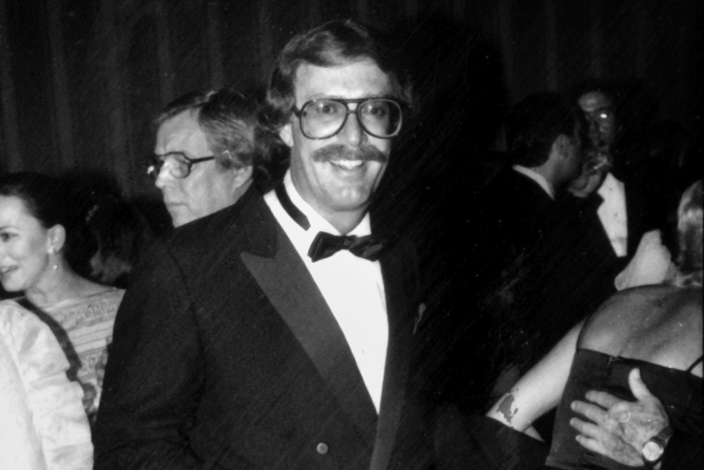 Robert R. Taylor in 1981.