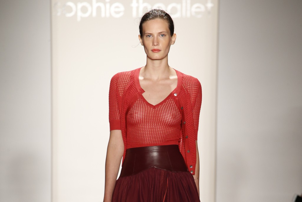 Sophie Theallet RTW Spring 2014