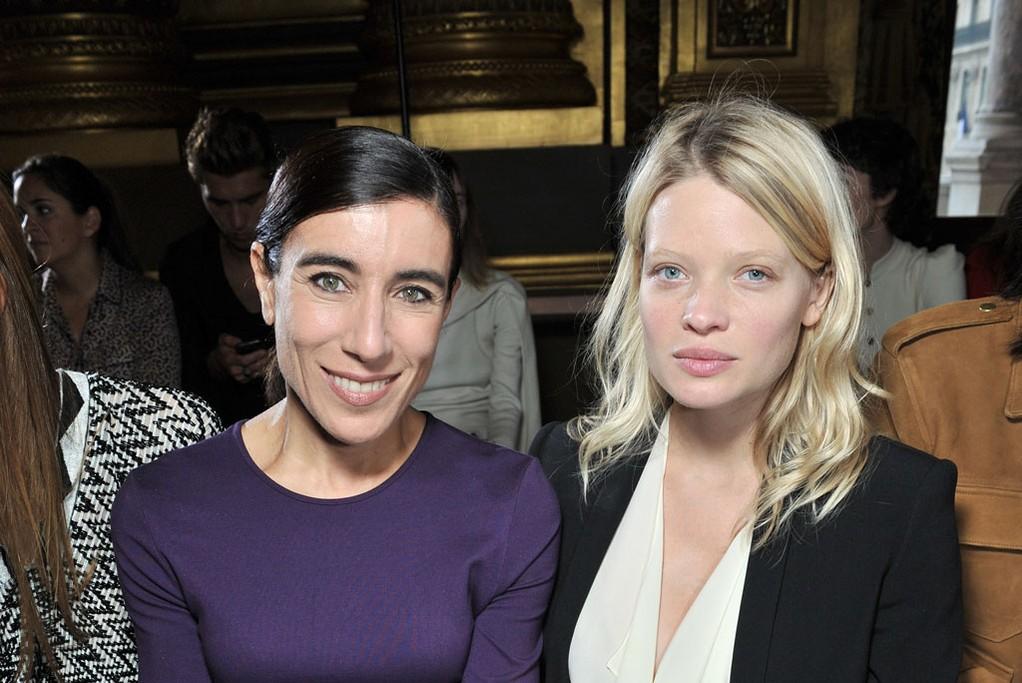 Blanca Li and Melanie Thierry