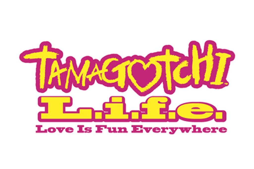 Tamagotchi Life logo