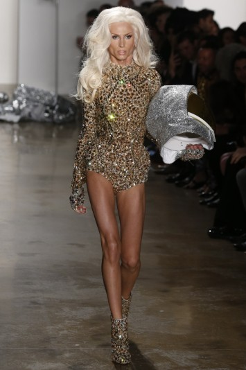The Blonds RTW Spring 2014