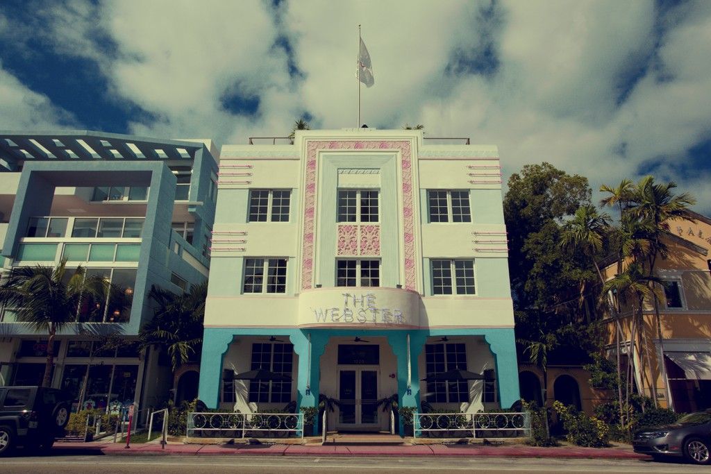 The Webster's South Beach store.