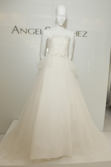Angel Sanchez Bridal Spring 2014