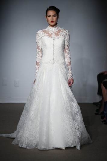 Anna Maier Bridal Fall 2014