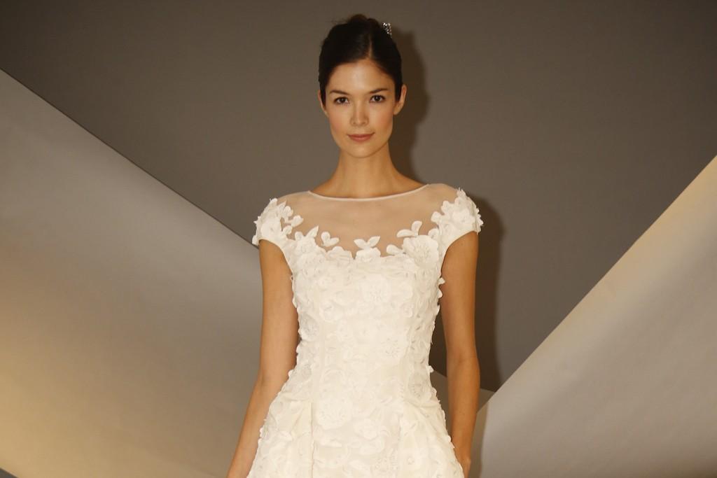 Carolina Herrera Bridal Fall 2014