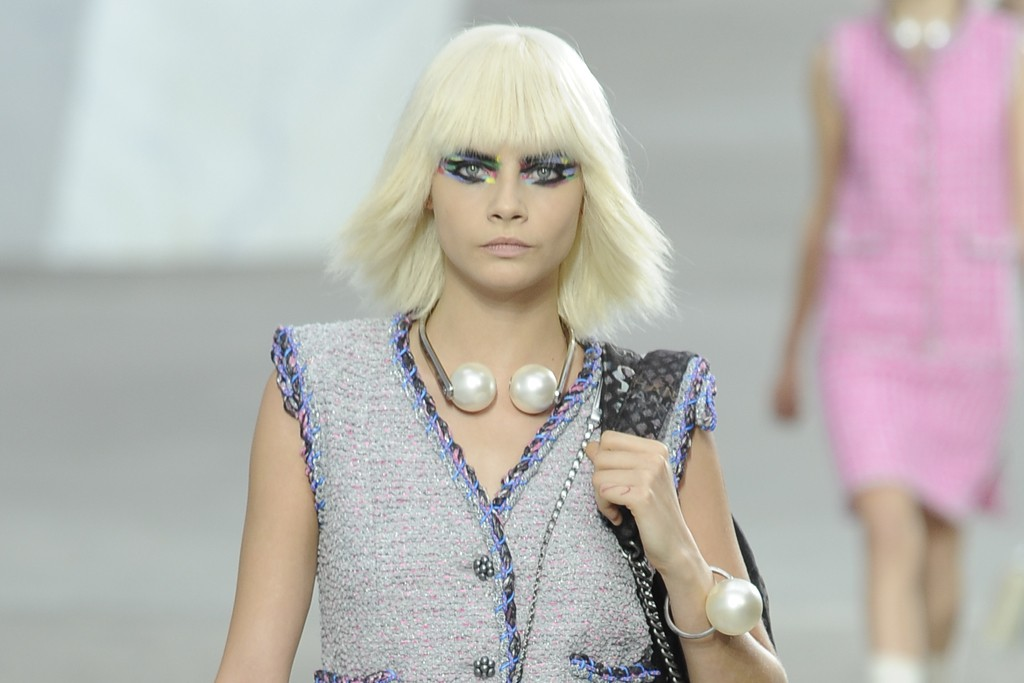 Chanel RTW Spring 2014