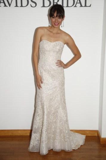 David's Bridal Spring 2014