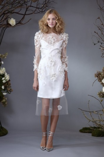 Elizabeth Fillmore Bridal Fall 2014
