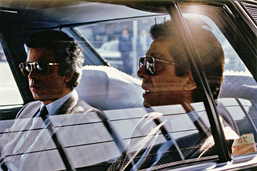 """Giancarlo Giammetti and Valentino in an image from """"Private: Giancarlo Giammetti."""""""