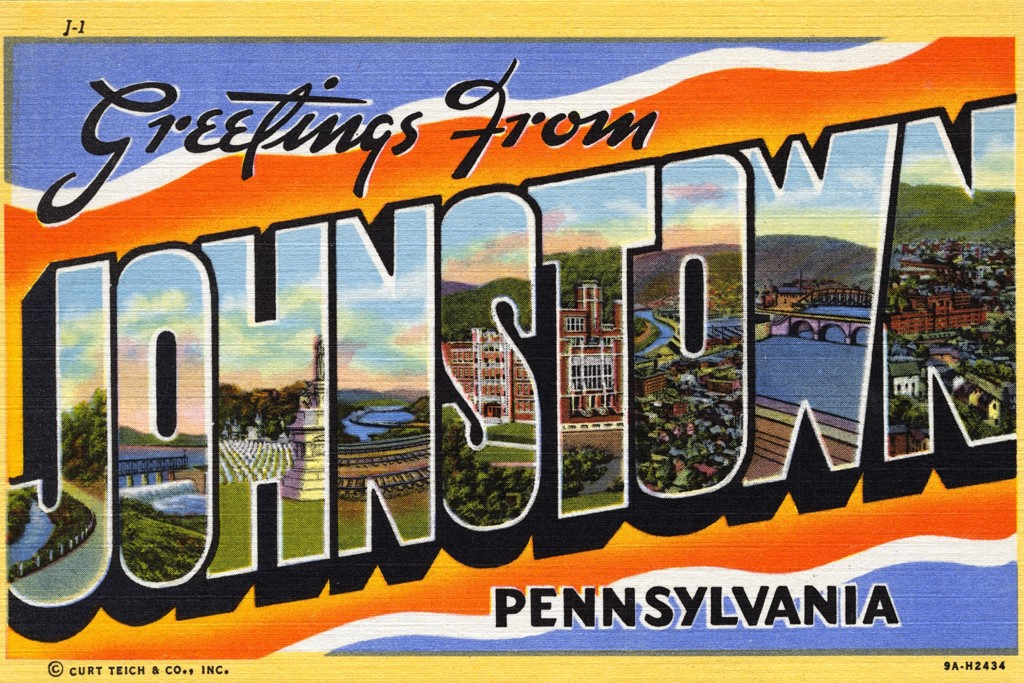 From glittering Manhattan to the lost world of Bethlehem Steel.