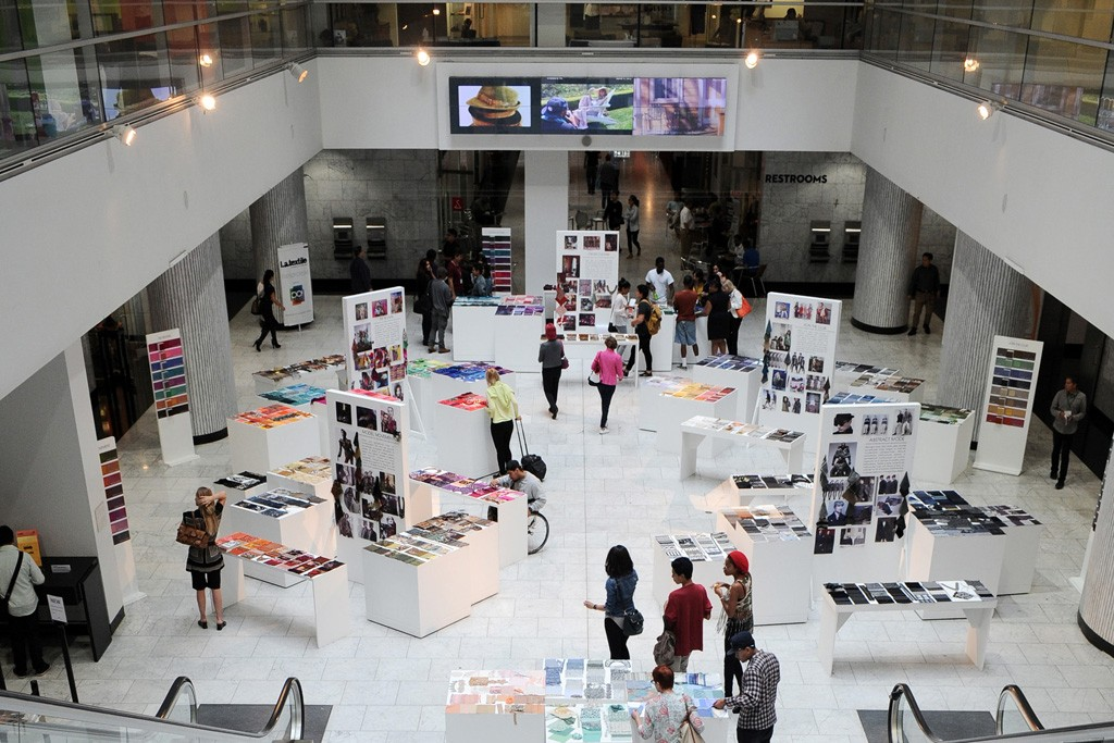 The Los Angeles International Textile Show featured 221 mills at its Sept. 30 to Oct. 2 edition.