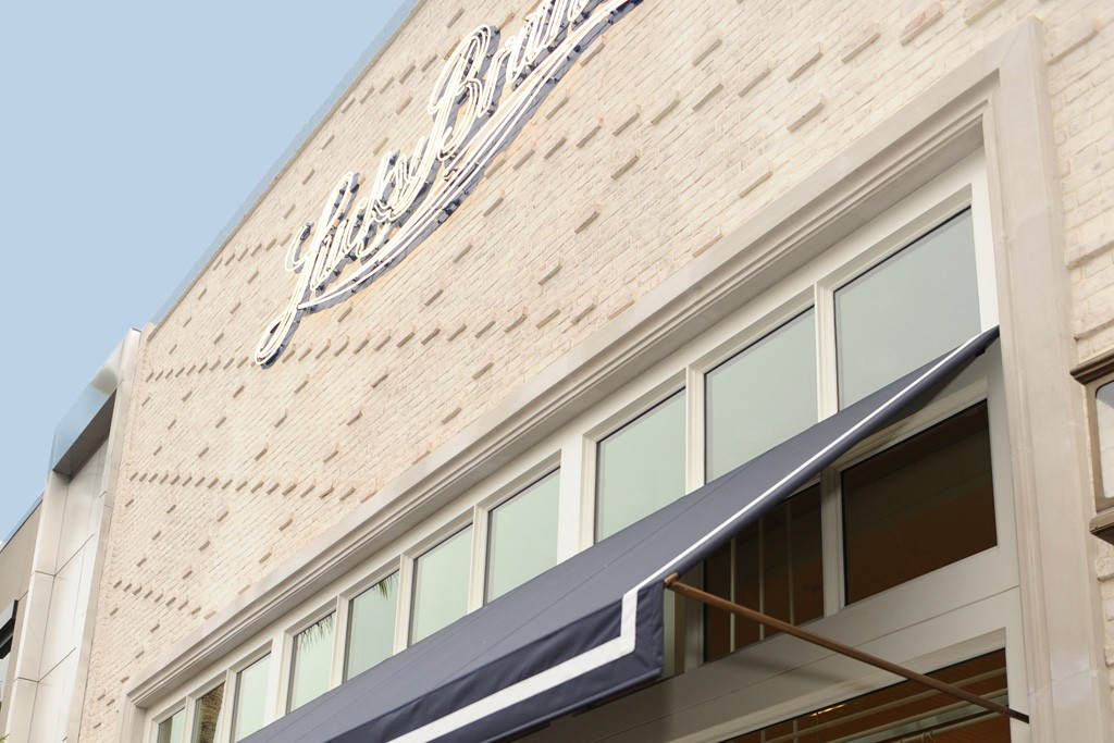 Lucky Brand store on Beverly Drive in Beverly Hills.