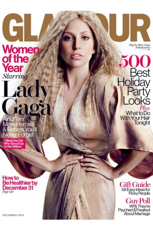 Lady Gaga is one of Glamour's most accomplished women of the year.