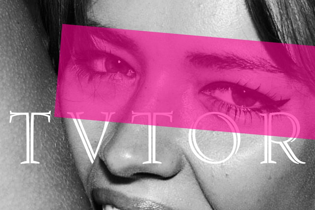 A sample cover of Tvtor.