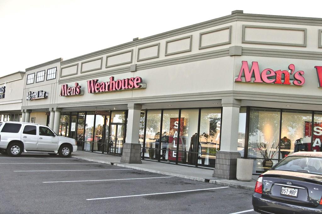 Men's Wearhouse turned down Jos. A. Bank's $2.4 billion offer.