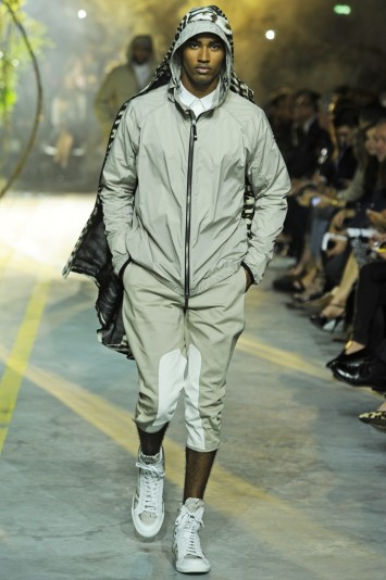 Moncler Gamme Rouge RTW Spring 2014