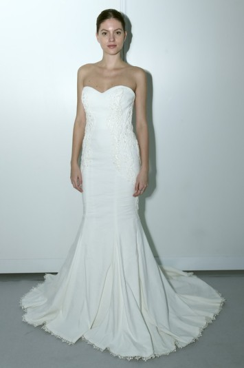 Nicole Miller Bridal Fall 2014