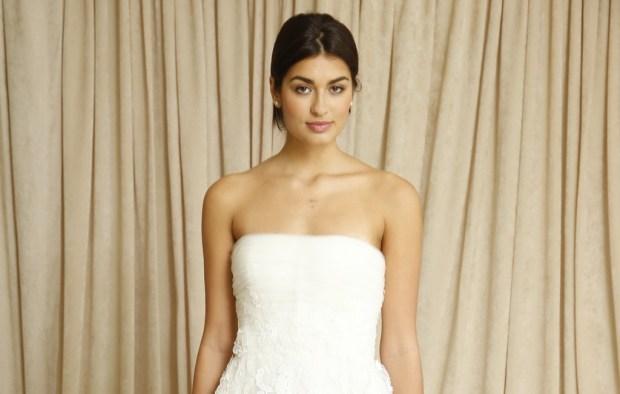 Oscar de la Renta Bridal Fall 2014
