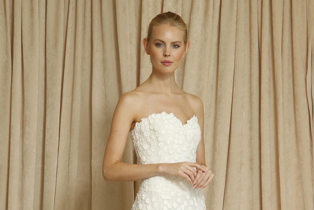 THE NEW MERMAID: Oscar de la Renta Bridal Fall 2014